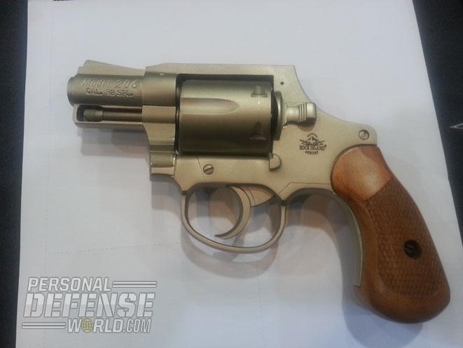 Rock Island Armory Spurless M206 Revolver