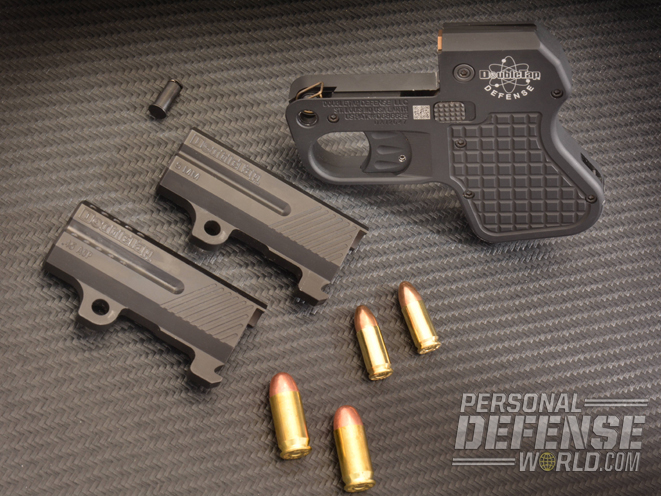 DoubleTap Defense Pocket Pistol , doubletap defense, doubletap, doubletap pocket pistol