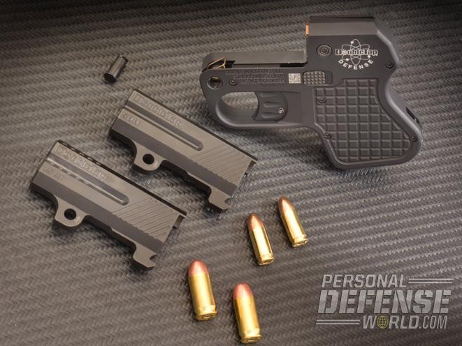 DoubleTap Defense Pocket Pistol , doubletap defense, doubletap, doubletap pocket pistol
