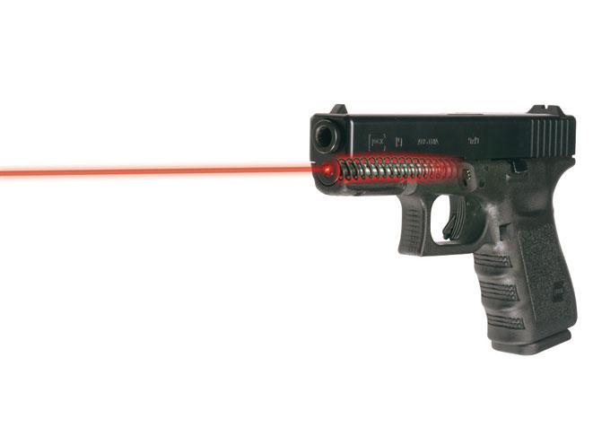 LaserMax Guide Rod Laser for Glock 23, 19, 32, 38