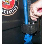 Jotto Gear, Manual Locking NRA Home Defense Cabinets, NRA Jotto Gear, home defense cabinet