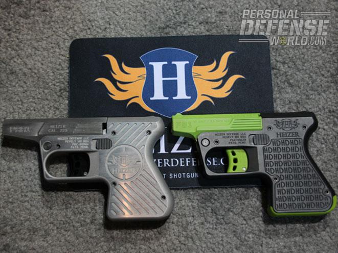 Heizer Defense PAR1 & PS1