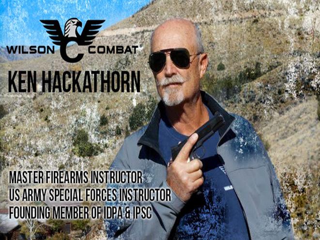 Ken Hackathorn Handgun Class