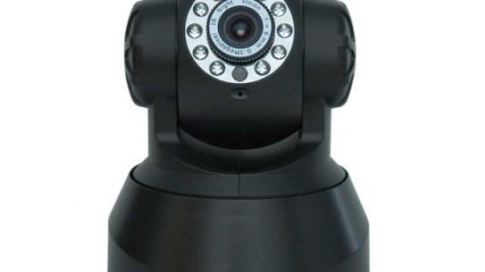 LockState LS-PTC300 Wi-Fi Pan/Tilt Camera, lockstate