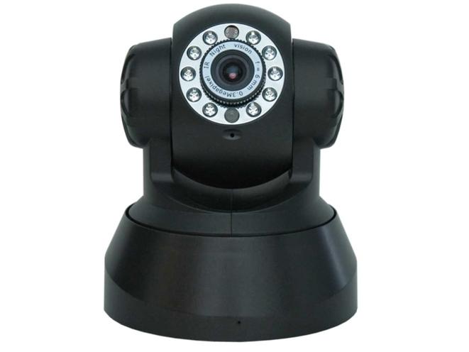 LockState LS-PTC300 Wi-Fi Pan/Tilt Camera, lockstate