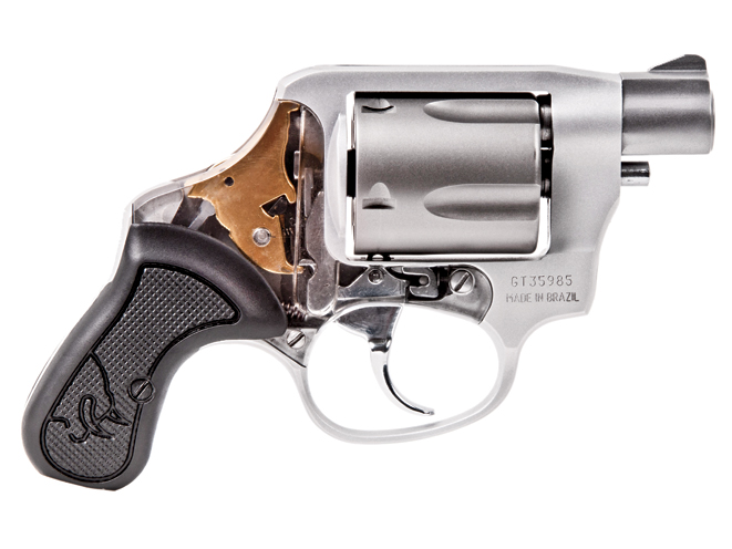 Taurus, revolver, revolvers, Taurus 85VTA the view, concealed carry, concealed carry handgun