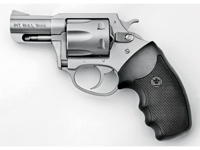 Charter Arms 9mm Pitbull, charter arms, Charter Arms 9mm Pitbull bug out bag