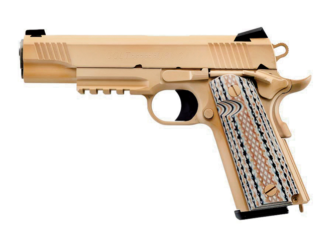 Colt Close Quarters Battle Pistol, colt, colt cqb pistol, colt Colt Close Quarters Battle Pistol bug out