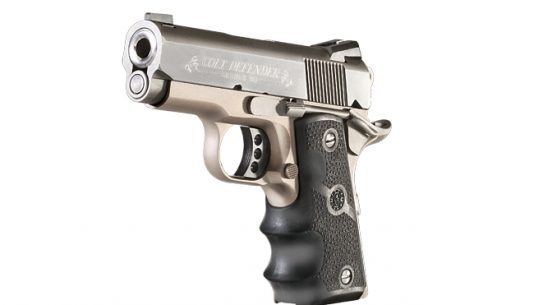 colt, colt defender, colt defender handgun, 9mm, 1911 guns