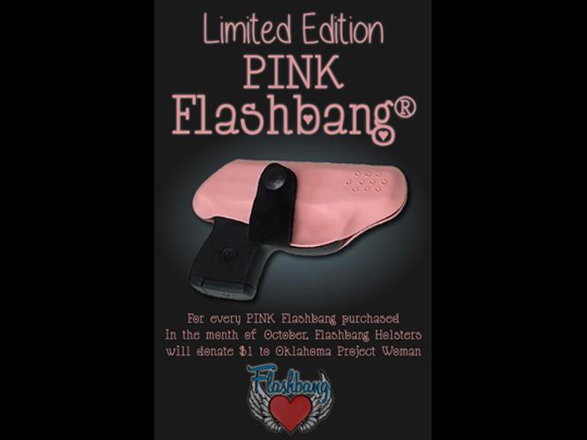 Flashbang Holsters, Flashbang Holsters limited edition pink flashbang, holster, holsters