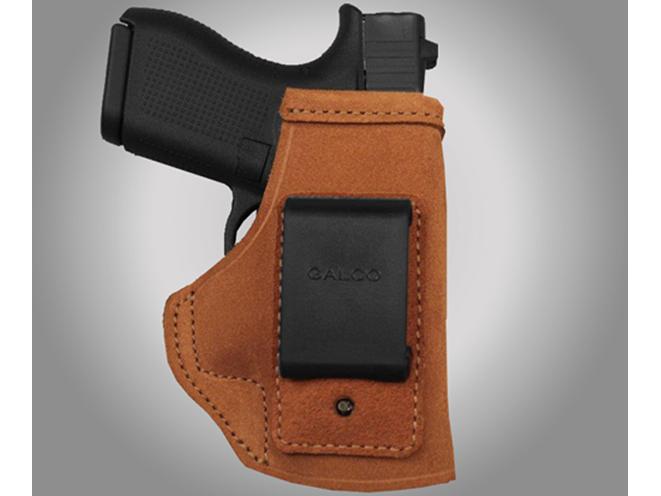 Galco Stow-N-Go IWB, galco, galco gunleather, galco glock 42, glock