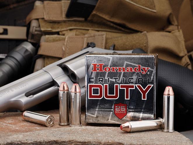 Hornady .357 Magnum Critical Duty