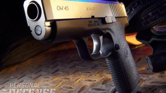 Kahr, kahr guns, kahr .45, kahr 45 acp, kahr arms pistol