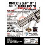 minnesota, carry day, carry day expo, minnesota carry day expo, carry day safety expo