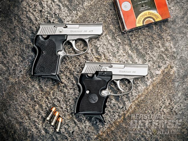 North American Arms Guardian .380 ACP, NAA Guardian, NAA Guardian 380 ACP, north american arms