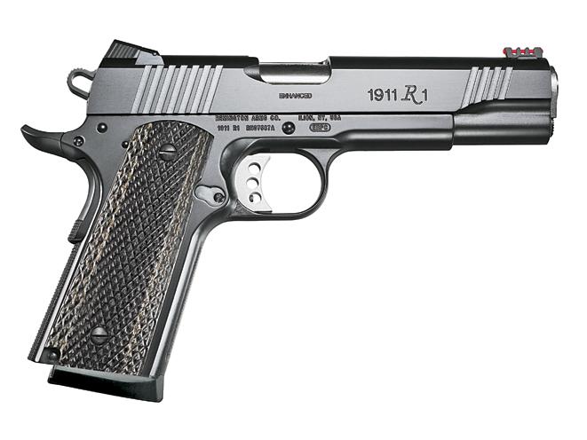 Remington R1, 1911 guns, 9mm, remington r1 enhanced