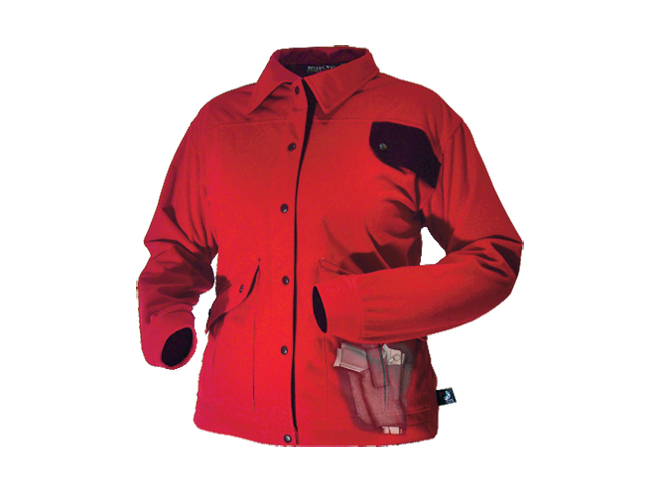 rivers west, rivers west women's conceal carry jacket, jacket, holster, concealed carry, women's concealed carry