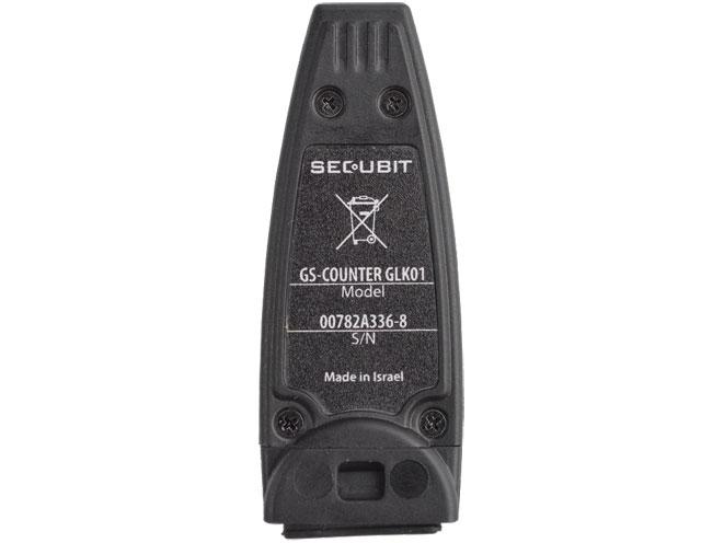 Secubit Gun Shot Counter