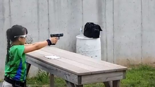 Shyanne Roberts, Shyanne Roberts competitive shooter