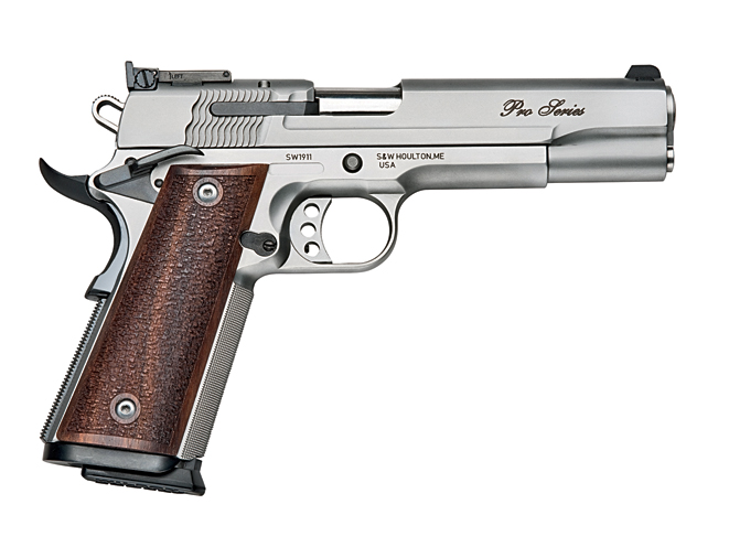 Smith & Wesson, Smith & Wesson 1911 pro series, 1911 guns, 9mm, 9mm guns