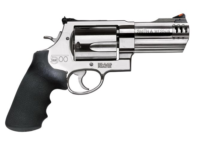 Smith & Wesson Model S&W500, Smith & Wesson, Smith & Wesson gun