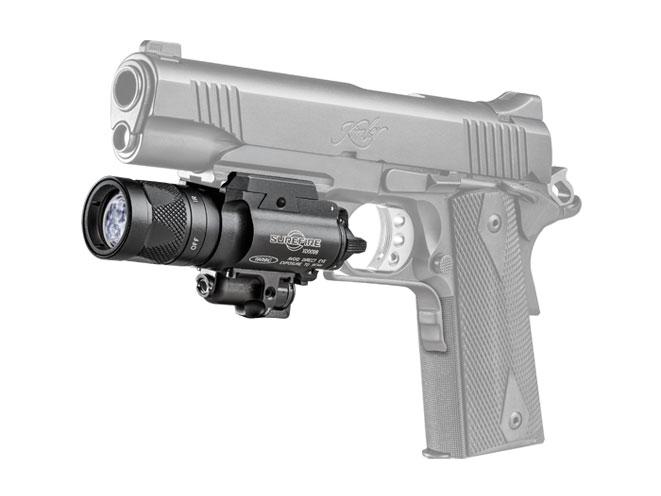 SureFire X400V IRc WeaponLight, surefire