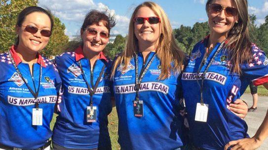 Taurus 2014 USA Ladies Open Team, world shoot xvii