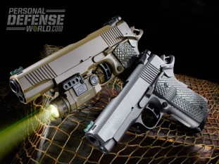Taylor's Full Size And Compact Carry 1911s, taylor's & company