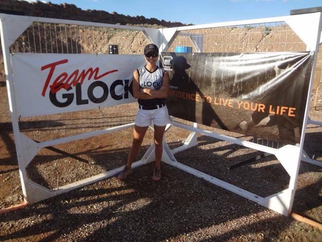 Tori Nonaka, team glock, tori nonaka team glock, uspsa lady's championship, uspsa