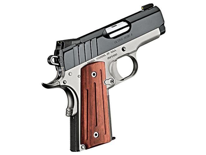 Kimber Aegis II, kimber america, 1911 guns, 9mm