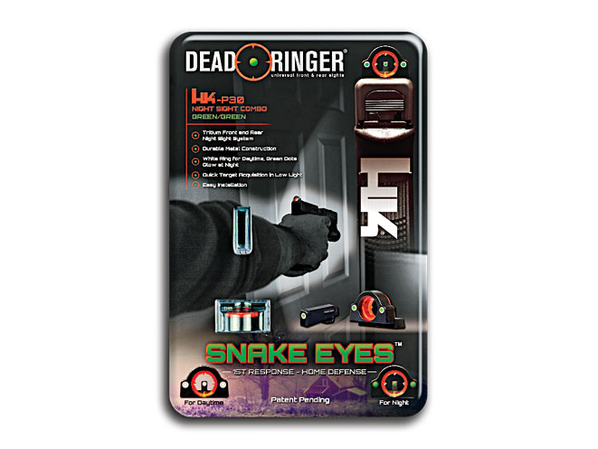 Dead Ringer Sights, sights, sights, sight systems, gun sights