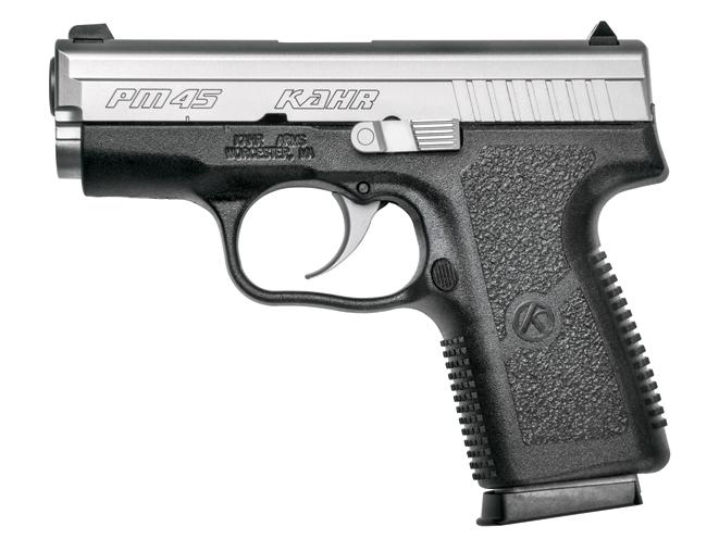 Kahr PM45, kahr, kahr arms, kahr concealed carry