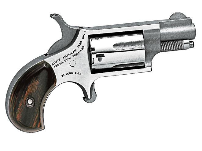 CCW, NAA .22 LR Mini-Revolver, north american arms, rimfire, rimfire guns