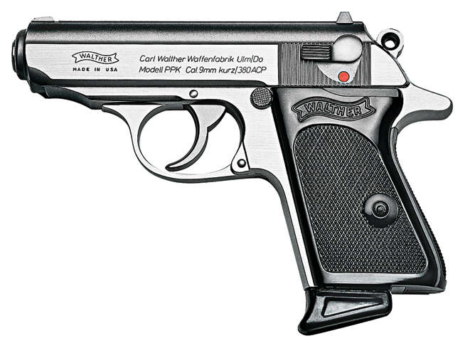 Walther PPK, walther, walther arms, walther handgun