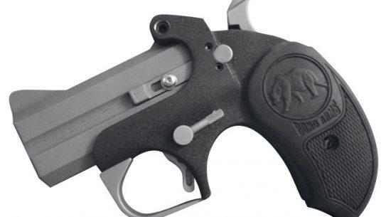 Bond Arms Big Bear, california-legal derringers, derringer, derringers