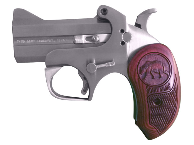 Bond Arms Brown Bear, bond arms, california-legal derringers, derringer, derringers