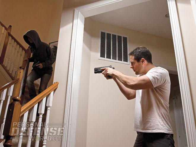 self-defense tactics, home invasion defense, unseen dangers, massad ayoob, massad ayoob self defense