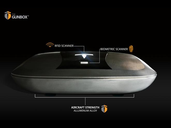 The GunBox, gunbox safe, safes