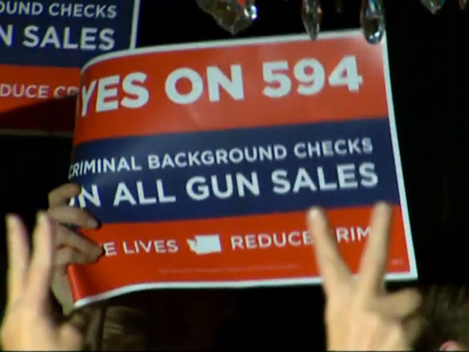 I-594, I-594 WASHINGTON, I-594 gun law