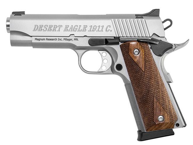 Magnum Research Desert Eagle 1911C, magnum research, magnum, magnum gun