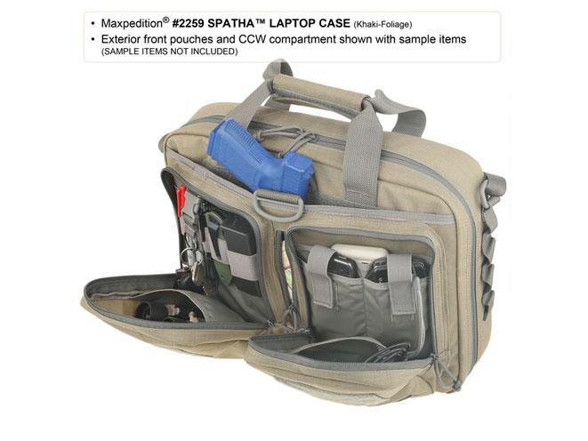 Maxpedition Spatha, maxpedition, maxpedition laptop, maxpedition concealed carry, maxpedition ccw