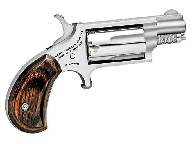NAA 22 magnum snub, north american arms, north american arms revolver, north american arms concealed carry, concealed carry