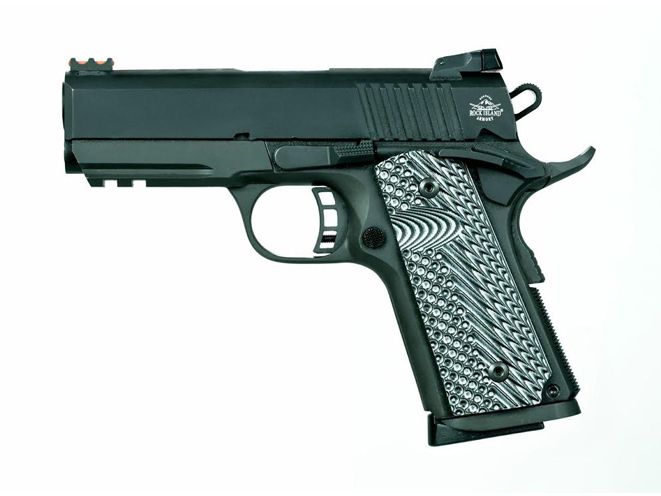 Rock Island Armory 2011 Tactical Compact pistol, 2011 tactical compact, rock island armory