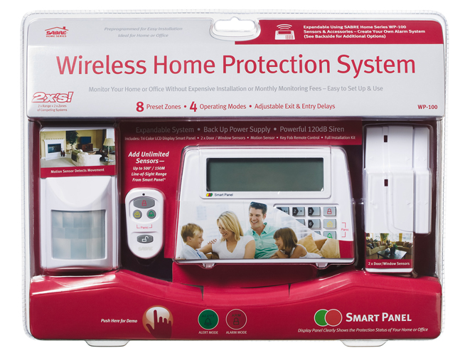 Sabre Red, Sabre Red alarms, Sabre Red home defense, Sabre Red defense