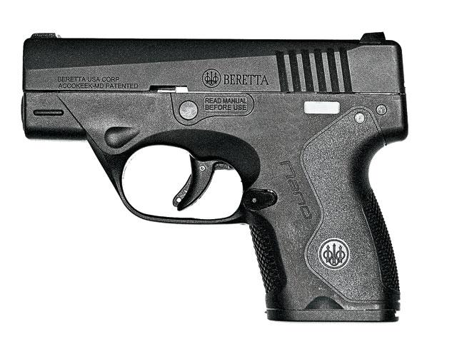 pocket pistol, Beretta Nano, beretta, beretta concealed carry, beretta pocket pistol, pocket pistol