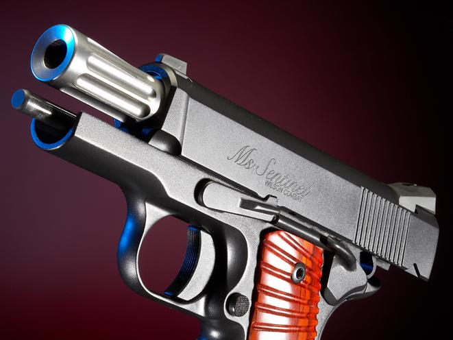 Wilson Combat Sentinel, wilson combat, wilson combat gun, wilson combat ms sentinel