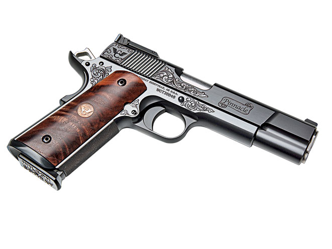 Wilson Combat Pinnacle 1911, wilson combat, wilson combat handgun, wilson combat gun