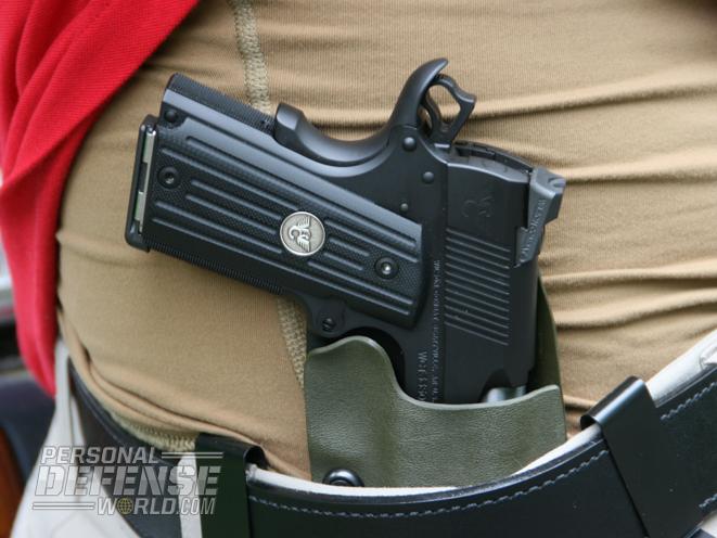 Wilson Combat Sentinel, wilson combat, wilson combat gun