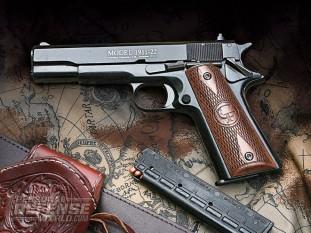 CHIAPPA 1911-22 STANDARD, chiappa, chiappa handguns, .22