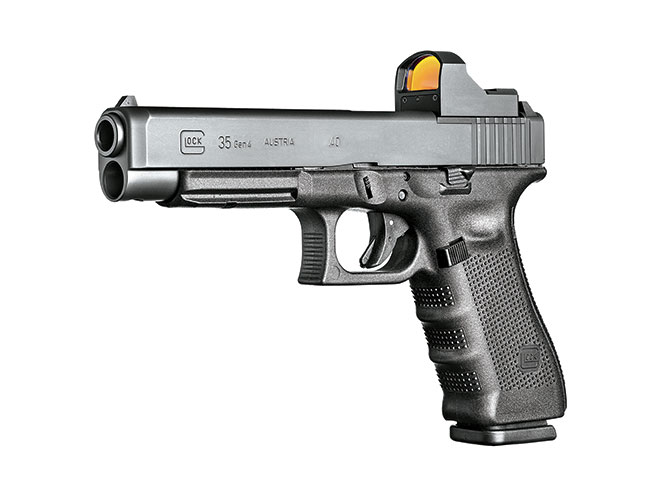 GLock G35 Gen4 In MOS Configuration